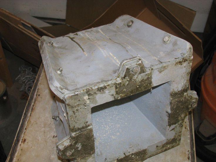 Square Grecian Aluminum Concrete Molds | EBay