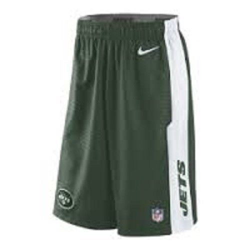 Men's Nike New York Jets NFL Speed Fly 2.0 Football Shorts MEDIUM 536485 NWT    #Nike #Shorts