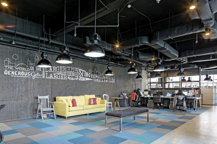 JPCC Office by Sidharta Architect, Jakarta – Indonesia » Retail Design Blog