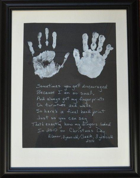 Kid's Handprints