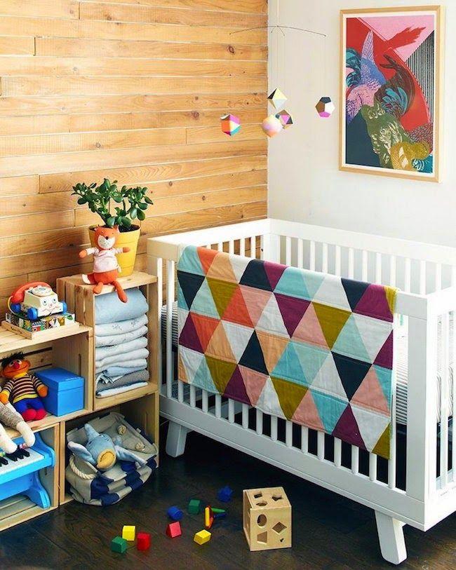 Bebek odası dekorasyonu - bebek odası dekorasyon fikirleri - nursery room decoration - DIY