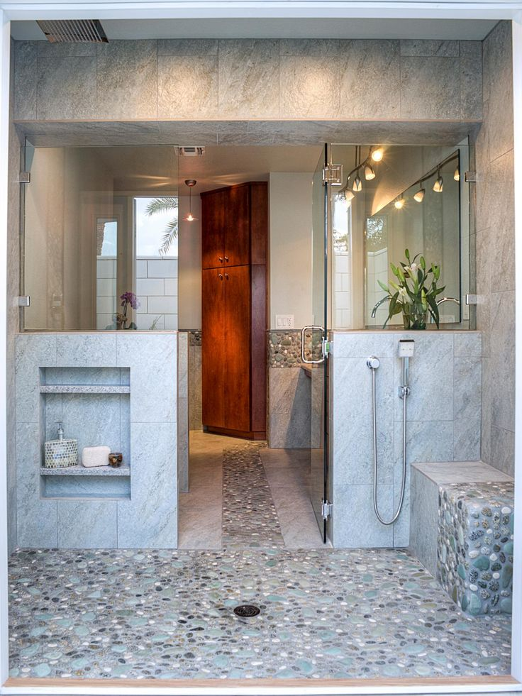 10 best Bathroom Shower Waterfall images on Pinterest ...