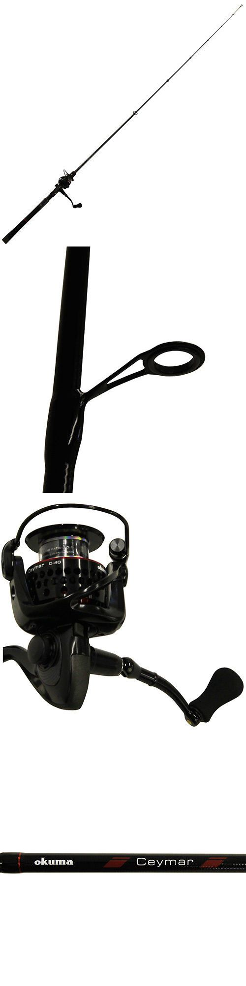 Other Rod and Reel Combos 179960: Okuma Ceymar Spinning Combo 7 Lngth 1 Pc Rod Medium Fast Power Med C-Is-701M-40 -> BUY IT NOW ONLY: $109.95 on eBay!