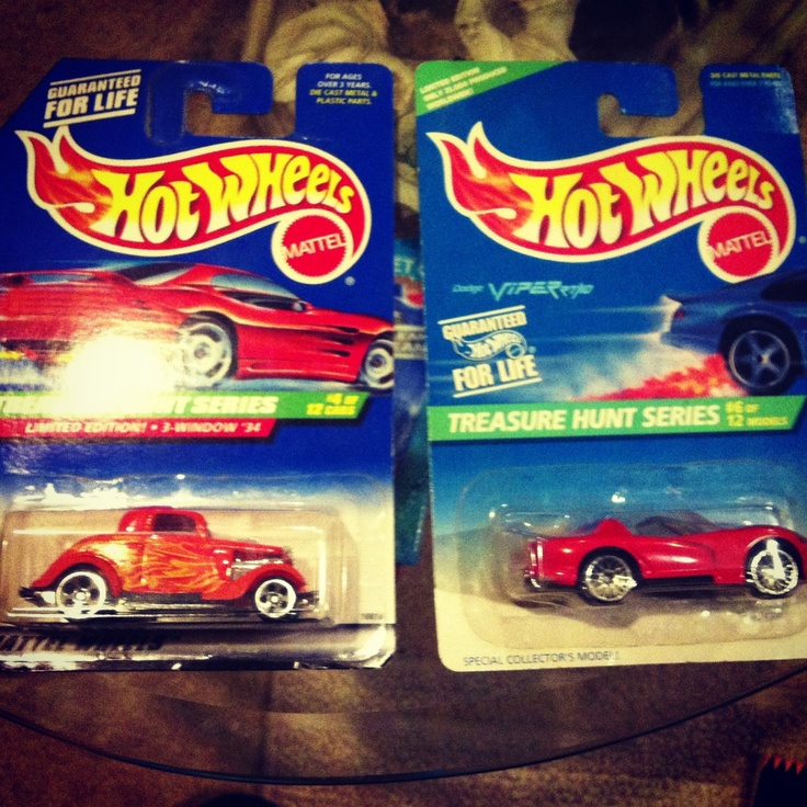 Some 90s t-hunts Viper and 3 window coupe