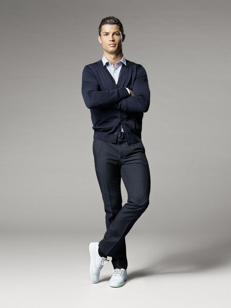"CRISTIANO RONALDO Q&A about his new CR7 Footwear range Q. Tell us why you decided to develop your fashion line to include smart footwear? ""I really enjoyed launching my CR7 Underwear and Shirts..."