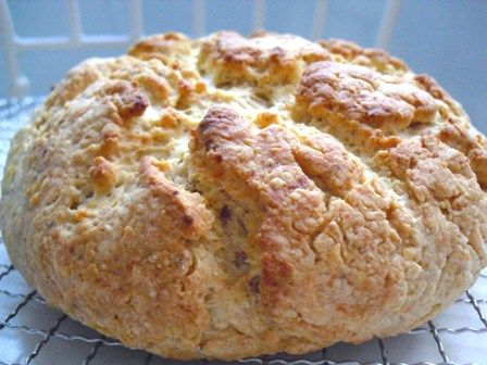 Mustard and Beer Bread