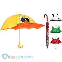 Kinderparaplu dieren - Koppen.com