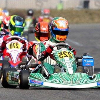 Karting pentru 6 persoane in Bacau - Speed Park Bacau