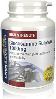 360 Tablet Tub - glucosamine sulphate tablets
