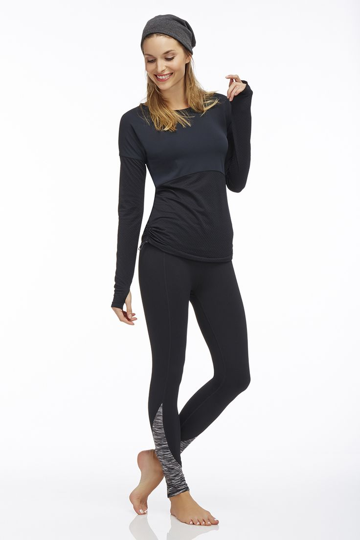 Ardent - Look chic and stylish while you work out.
