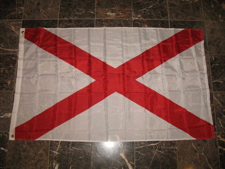2X3 Cross Of St Saint Patrick Of Ireland Irish Flag 2'X3' Banner Brass Grommets