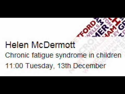 Dr. Ian Gibson on BBC radio: Prof Simon Wessely has been blocking proper...