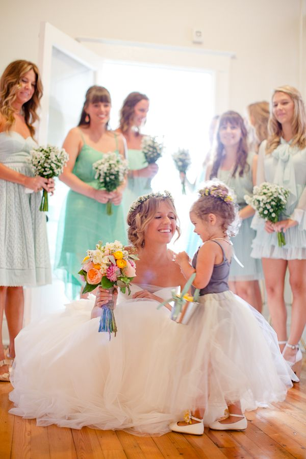 Bride and flower girl picture is a must. Burrito will rock this like a super star. Switch out for sparkly converse and more fall colored shirt.