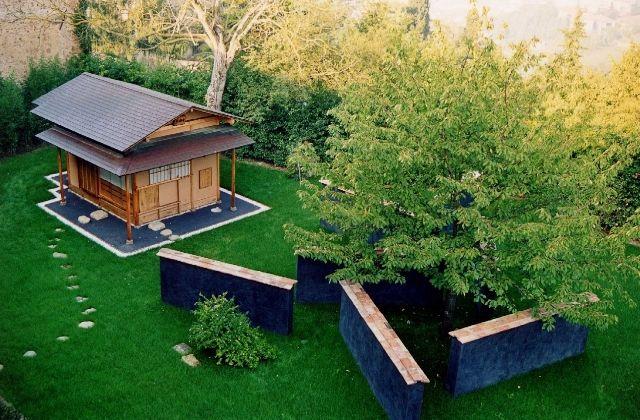 Hidetoshi Nagasawa [ Certaldo ] Città e utopia: il contributo dell'arte ambientale. Una giornata di studio con l'Università degli studi di Siena. L'artista Mau...