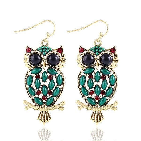22 best Owl Jewelry images on Pinterest | Owl jewelry ...
