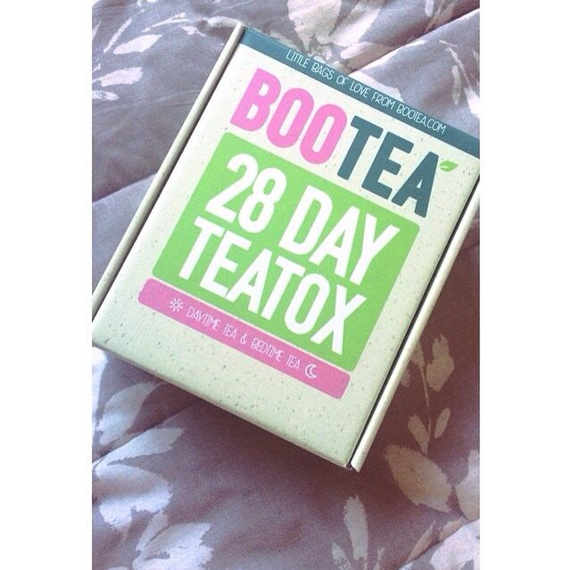 Holy grail tea for weightloss results! #weightloss #bootea #detox #rebeccaolivia_x #beccacapel