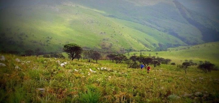 Wolkberg trail run