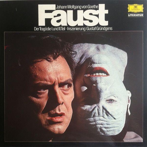 C'è il conto da pagare Faust ... Patti con....