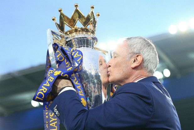 Why Leicester City boss Ranieri right to target Champions League
