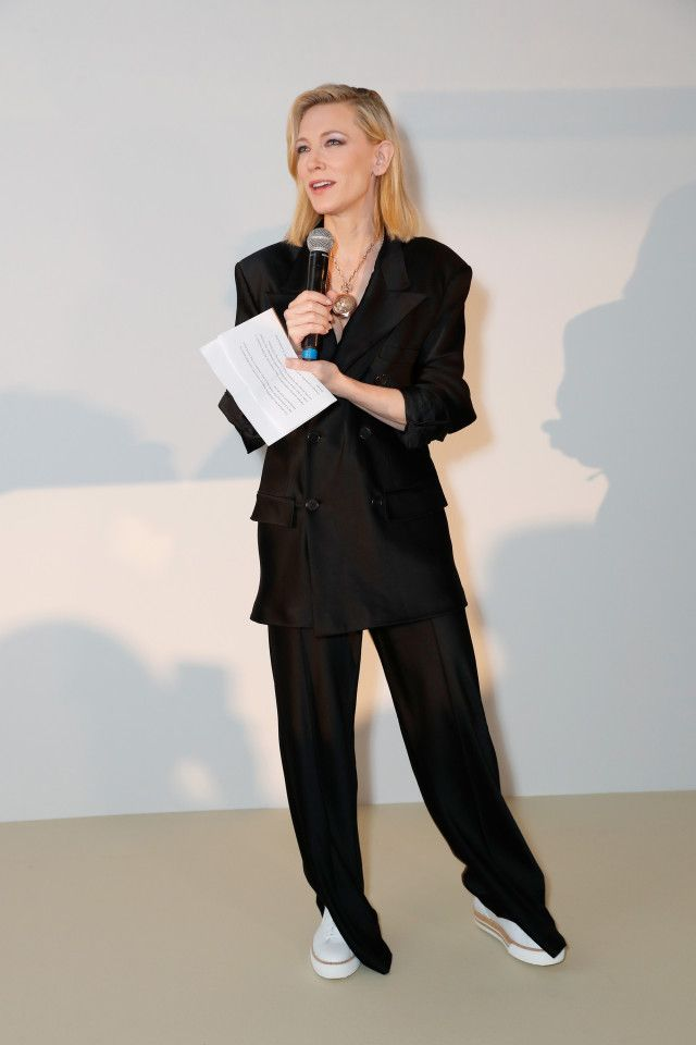 Cate Blanchett Wears The Pants Cate Blanchett Cannes Cannes Film Festival