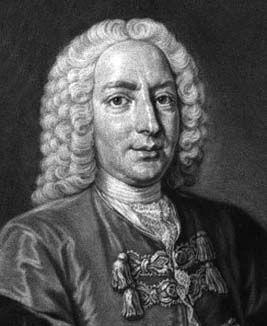 Biographie : Daniel Bernoulli (29 janvier 1700 [Bâle] - 17 mars 1782 [Bâle])