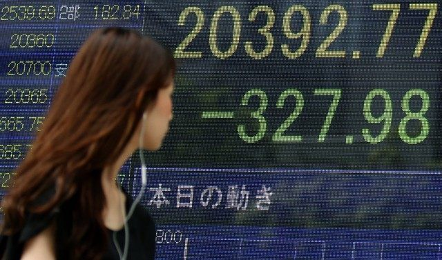 China in Freefall: Currency War Coming. china