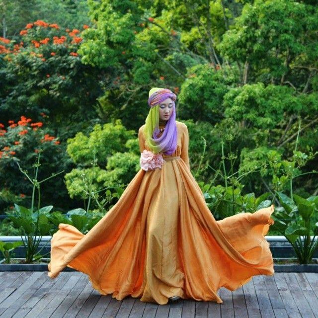 Dian Pelangi  @Dian Tjandrawinata Pelangi   @suheri034 #Hijab