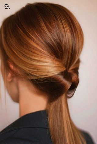 5-Minute Hairdos That Will Transform Your Morning Routine4