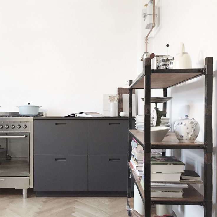 Linoleum Kitchen by