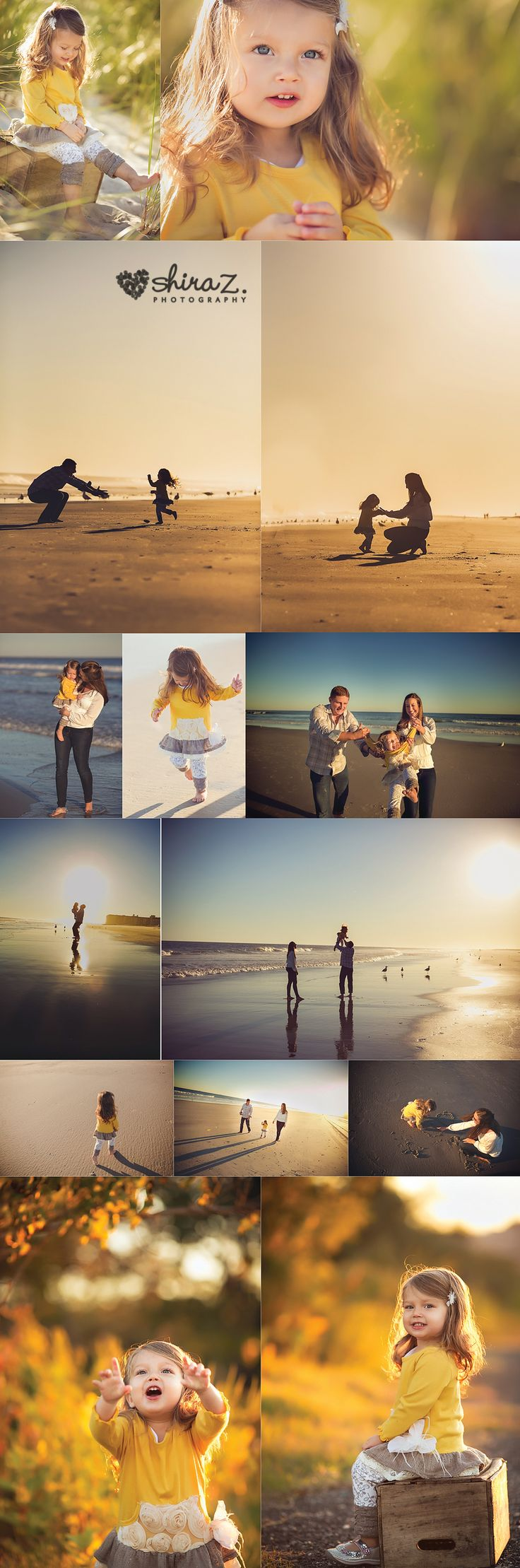 family beach photo session  Shira Z Photography Blog »