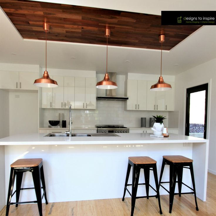 Modern country designer kitchen. Styling by Designs to Inspire