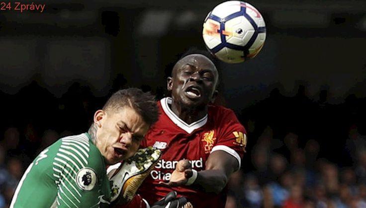 City zničilo Liverpool 5:0, brankář vítězů schytal brutální kung-fu