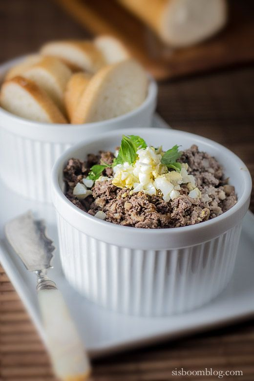 17 Best ideas about Chopped Liver on Pinterest | Chicken liver recipes ...