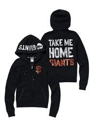 SF Giants: I would sport this