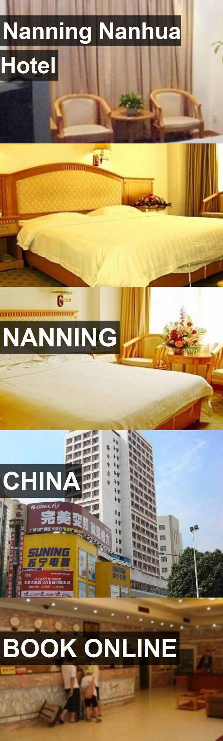 Nanning Nanhua Hotel in Nanning, China. For more information, photos, reviews and best prices please follow the link. #China #Nanning #travel #vacation #hotel
