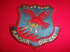 Vietnam War Patch ARVN 7th INFANTRY Division Ground Radar Recon Unit