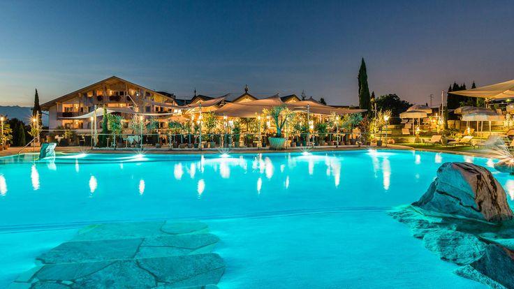 Südtiroler Weinstrassenhotels – Die Wellnesshotels Südtirol lassen Sie Ihren Alltag vergessen