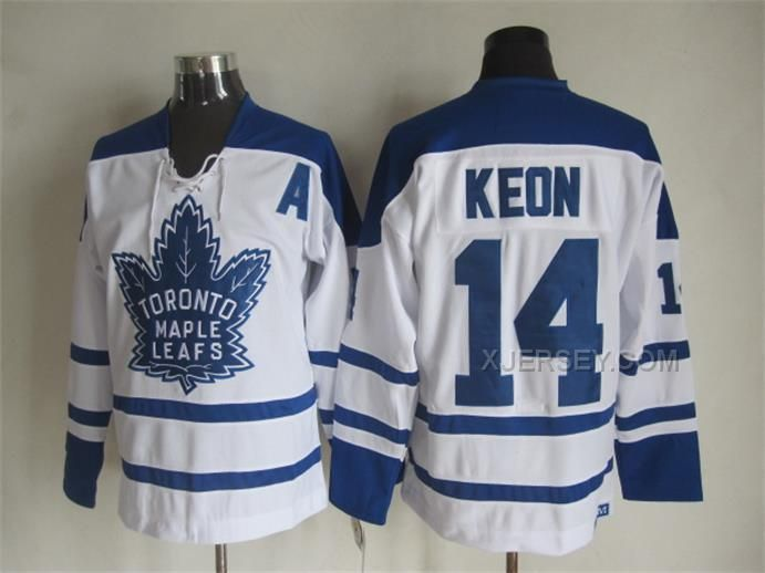 http://www.xjersey.com/maple-leafs-14-dave-keon-white-ccm-jersey.html MAPLE LEAFS 14 DAVE KEON WHITE CCM JERSEY Only $50.00 , Free Shipping!