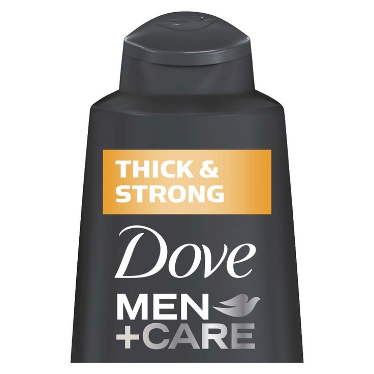 Dove Men+Care 2 in 1 Shampoo and Conditioner Thick and Strong 25.4oz