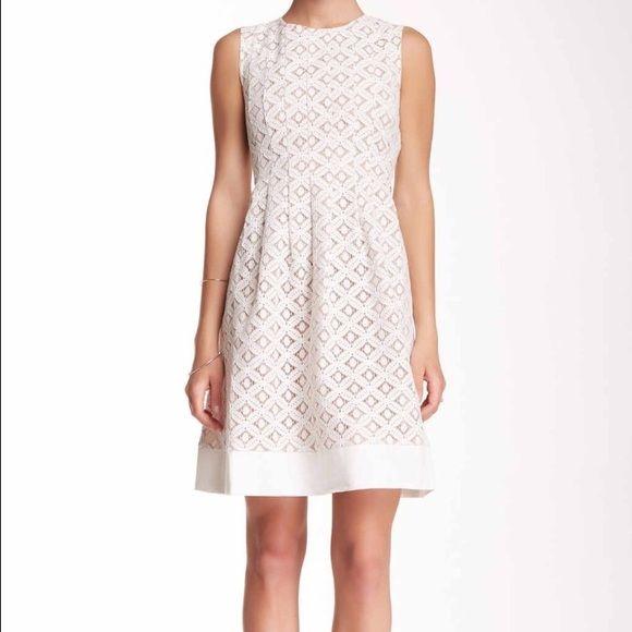 ELIZA J DRESS Eliza J Dress. White, fits true to size! Worn once! Make an offer or bundle Eliza J Dresses