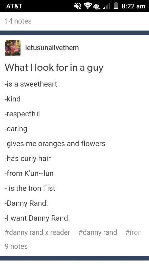 Danny Rand