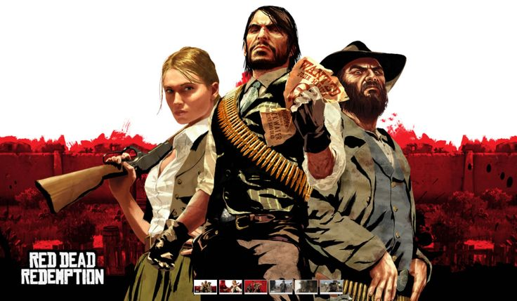 "For ""Red Dead Redemption"" video game news, review, cheat codes, images, videos, rating and more visit: GameRetina.com"