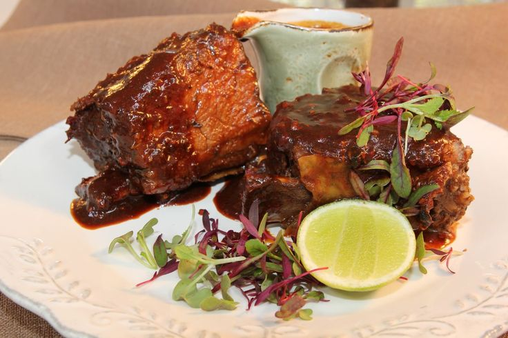 Sticky Beef Shortribs - Make delicious beef recipes easy, for any occasion