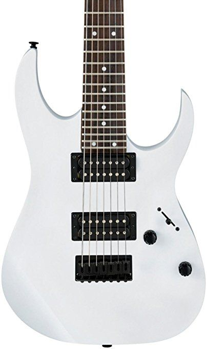 Ibanez GRG7221 7-string Electric Guitar White    Used Electric Guitars  Fender Guitar Amps  Best Acoustic Electric Guitar  Left Handed Bass Guitar  Rock Guitar  Electric Guitar Pickups  Music Instrument Store  Used Guitars For Sale  Electric Guitar Case  Guitar Straps  Beginner Guitar  Guitar Tuner  Guitar For Beginners