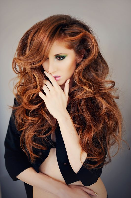 famous hair styles 160 best hair images on 3940 | 857150c3940bf158a2c7b3d750b979e9 simply red big hair