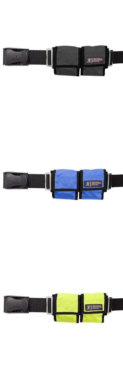 Weight Belts 74004: Xs Scuba 4 Pocket Scuba Diving Weight Belt -> BUY IT NOW ONLY: $46.95 on eBay!