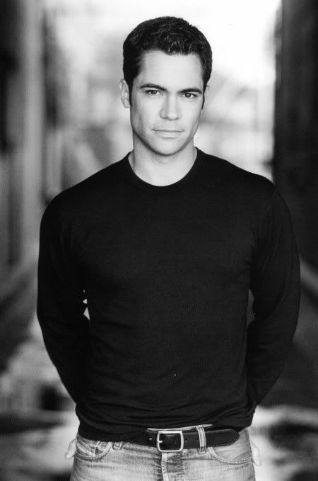 Danny Pino...what a cutie...used to be on Cold Case, now on Law & Order SVU