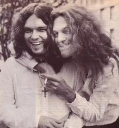 Allen Collins with Gary Rossington | The other Man....Gary | Pinterest