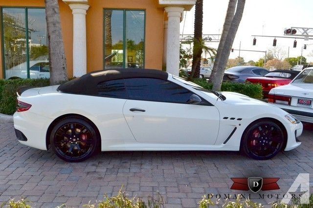 2014 Maserati GranTurismo Convertible for Sale in Deerfield Beach, Florida Classified | AmericanListed.com