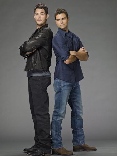The Client List Season 2 Sneak Peek Photos - Evan and Kyle
